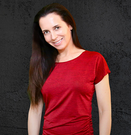 Headshot of Jennifer Badger